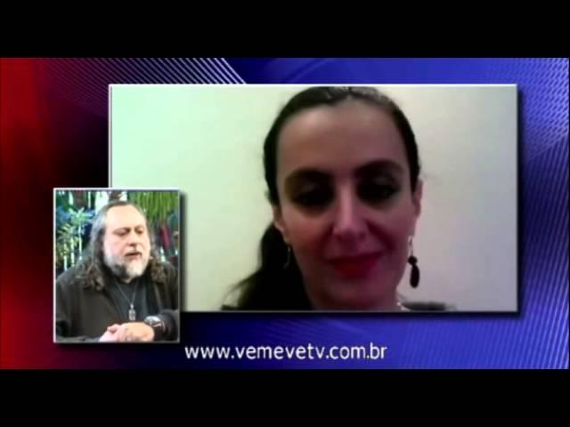 [Trecho] Psicanalista Taty Ades entrevista Caio Fábio: Idolatria afetiva e morte do Eu.