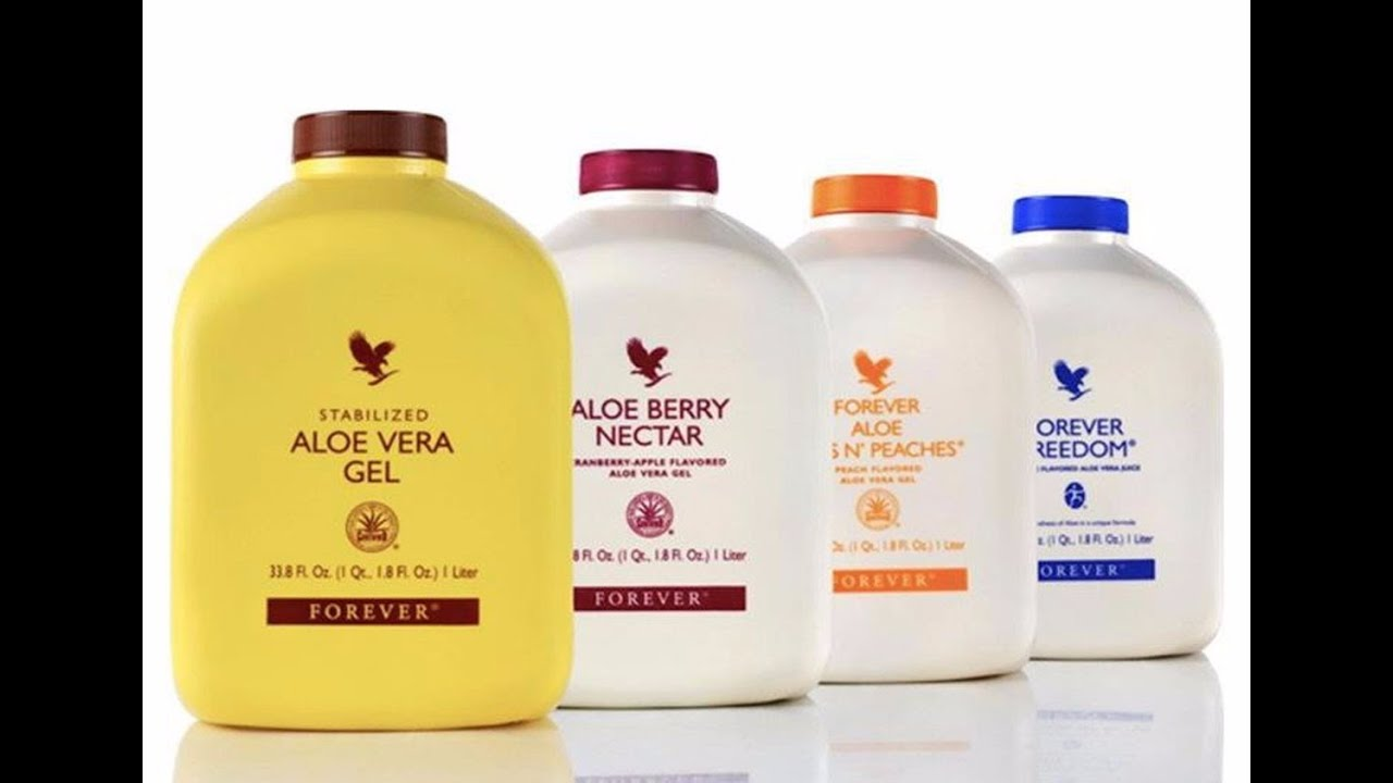Forever Living Products Aloevera Drinks (Hindi) - YouTube