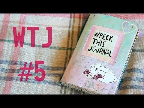 WTJ #5: Выполняем задания | Уничтожь меня