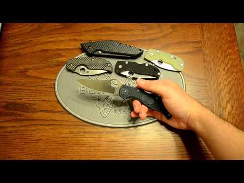 Spyderco Stretch II ZDP-189 Knife Review