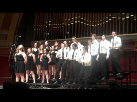 Michigan Greek Week 11--Team Excalibur Sing Music Videos