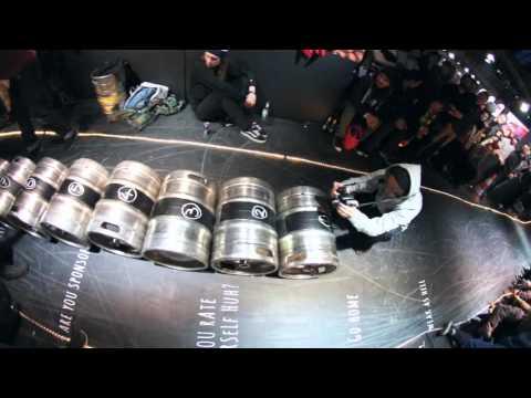 Bright XXII - Element Barrel Jump Challenge 2016