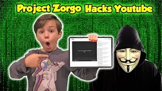 Project Zorgo Hacker Hacks Youtube and Causes Outage with Doomsday Date Test