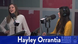 Hayley Orrantia Helps J-Si Get To Hollywood!!
