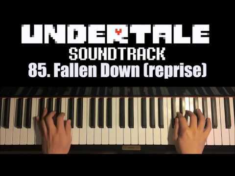 Misc Computer Games - Undertale - Falling Down