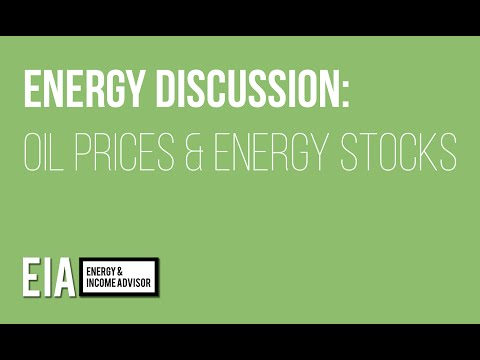 Latest Trends: Oil Prices & Energy Stocks