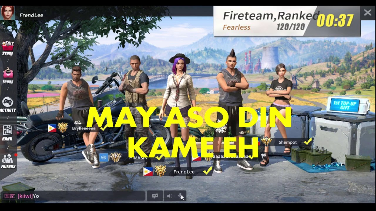 CRUSH GEAR | FUNNY MOMENTS | RULES OF SURVIVAL | RULES OF SURVIVAL PH