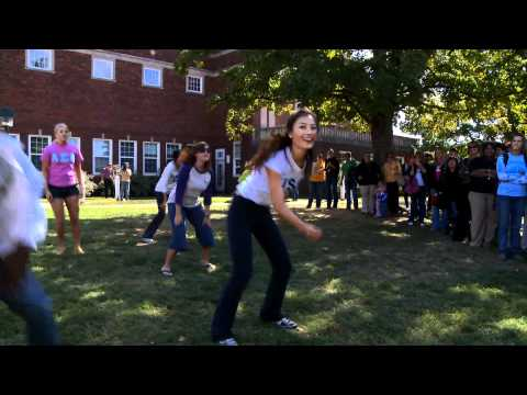 Murray State Flash Mob