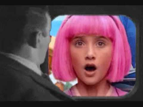 lazy town sexy fake