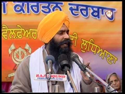 Katha   Hukam, Gurbani, Qurbani   Bhai Pinderpal Singh Ji video