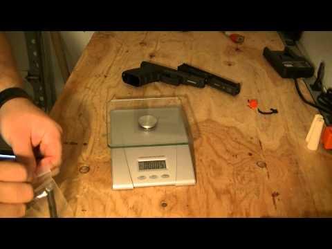 Glock 19 Stainless Steel guide rod swap