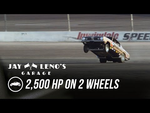 Jay Leno Goes 2,500 HP on 2 Wheels - Jay Leno's Garage