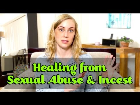 Healing From Sexual Abuse & Incest - Mental Health Help With Kati Morton video