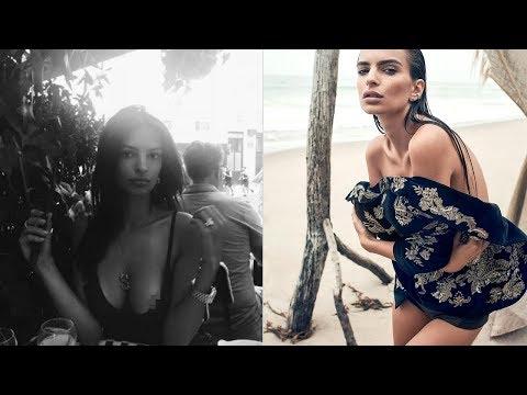Emily Ratajkowski Shares Her Nip Slip Moment thumbnail