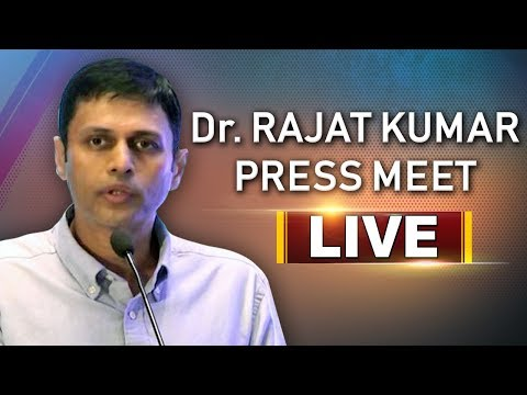 Chief Electoral Officer Dr. Rajat Kumar Press Meet Live | Telangana election schedule 2018