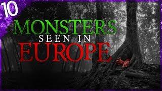 10 STRANGE Creatures Seen in Europe   Darkness Prevails