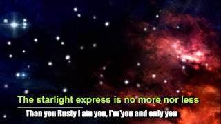 Starlight Sequence I Am The Starlight Andrew Lloyd Webber