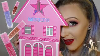 JEFFREE STAR FAMILY BOX SET - Velour Liquid Lipsticks, Review & Swatches! Is It Worth It?