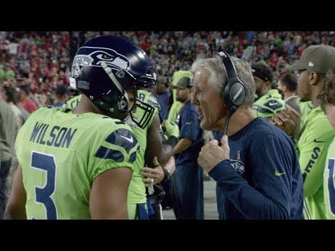 Seahawks Head Coach Pete Carroll Wraps Up The 2017 Season
