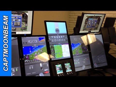 FlightSafety International Wichita, Citation M2 Garmin 3000 Procedures Trainer