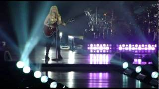 Concert Shakira in Moscow 24.06.2011