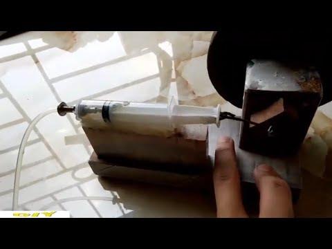 Steam engine homemade