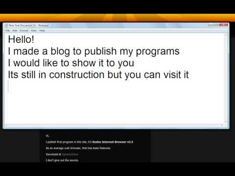 0 My programming blog!