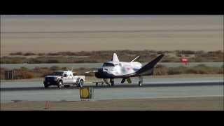 Sierra Nevada Corporation Dream Chaser Spacecraft Tow Test 2017