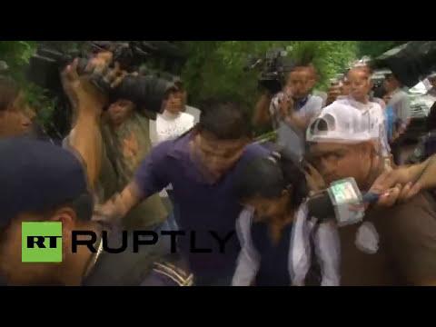 PRIMERAS IMÁGENES: Hallan asesinadas a Miss Honduras Mundo 2014 y su hermana