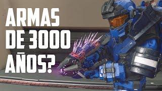 Los secretos (ocultos) de las armas de Halo 5 (Parte 1)