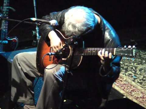 Marc Ribot in Dallas, Texas