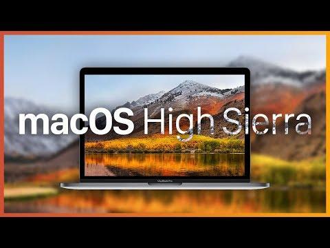 macOS High Sierra: la nostra RECENSIONE!