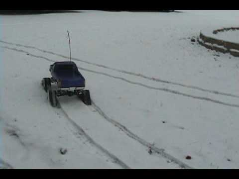 tamiya F 350 With Mattracks!!!!!!!!