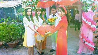 Mình cưới nhau đi   Rước dâu ở miền tây khổ lắm nhưng rất vui   wedding   NKMT
