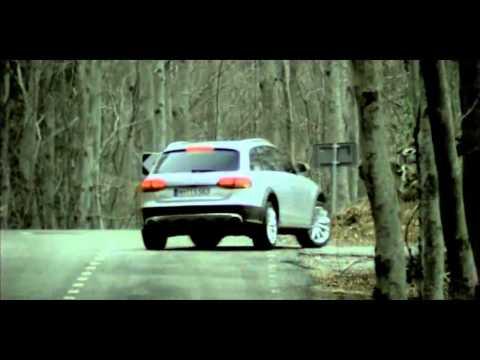 Audi A4 Allroad promo-видео