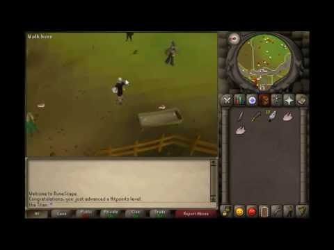 Runescape 2007 Server, 1-99 Attack and Strength Guide