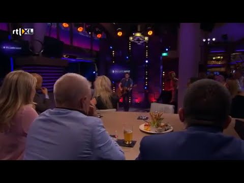 Mark Wilkinson - The best thing - RTL LATE NIGHT