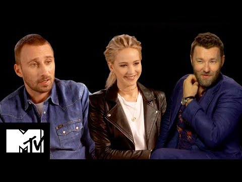 Jennifer Lawrence Reveals Funniest Moments On Set Of Red Sparrow | MTV Movies