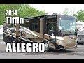 2014 Tiffin Allegro Red 38QBA | Class A Motorhome