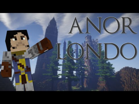 DARK SOULS IN MINECRAFT - Anor Londo Minecraft Build