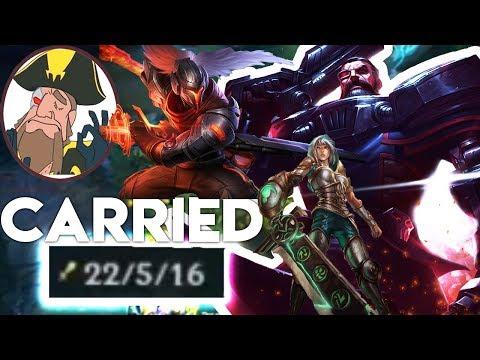 Tobias Fate - BECOMING A PROFESSIONAL WEEB! MOONWALK GANGPLANK GLITCH! | League of Legends