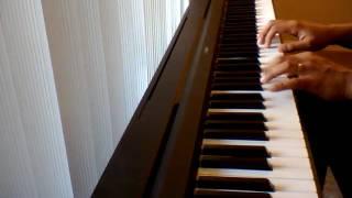 Nee paartha... Hey Ram (piano solo)