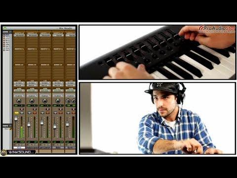 M-Audio Axiom 49 MK2 Keyboard MIDI Controller   WinkSound