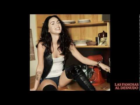 Las Famosas Al Desnudo - Megan Fox video