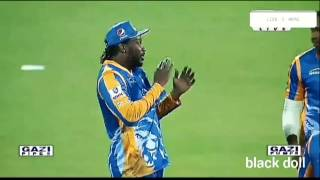 Chris Gayle funniest moments in cricket history.