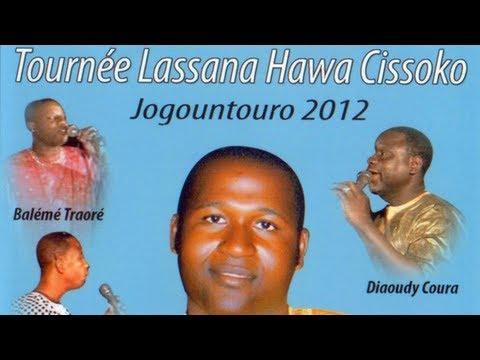 Tournée Lassana Hawa Cissoko - Jogountouro 2012 - Film complet