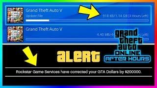 FREE GTA Online Money Is Here For GTA Online After Hours Nightclub DLC Update & MORE! (GTA 5 DLC)
