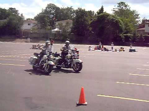 Police Partner Ride Great Lakes 2010