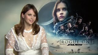 The Ultimate Star Wars Trivia Quiz with the cast of Rogue One