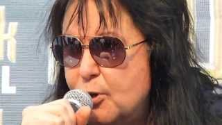 BLACKIE LAWLESS - about how his music changes lives of fans [Sweden Rock 2014]